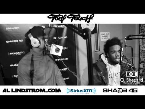 iamsu x Problem freestyle on Toca Tuesdays with Tony Touch (Video)