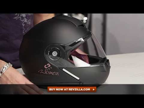 Schuberth C3 Pro Women's Helmet Review at RevZilla.com