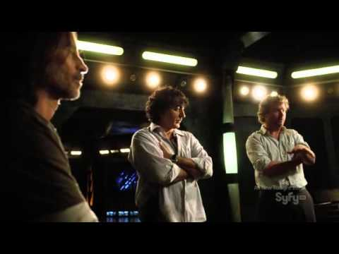 Stargate Universe SGU Finale Gauntlet Season 2 Episode 20 S02E20 {Part 1}