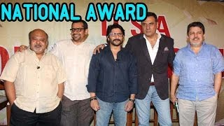 Jolly LLB Team Expresses Happiness on Winning 2 NATIONAL AWARDS