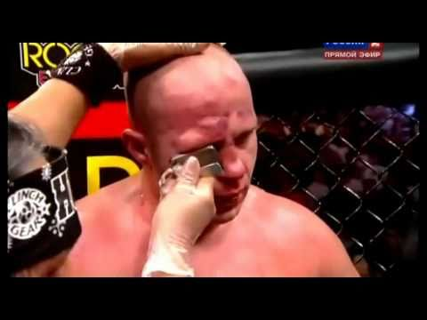 "Fedor Emelianenko vs. Antonio ""BigFoot"" Silva -JhdhjLkFdZw"