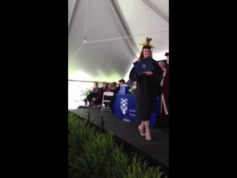 Hayley's Yale School of Forestry Graduation!