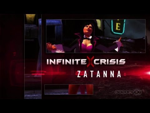 Infinite Crisis - Zatanna Character Reveal Trailer