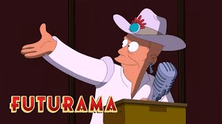 FUTURAMA | Season 10, Episode 9: 48.3 Seconds | SYFY - SYFY