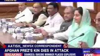 High level meeting at Arun Jaitley's residence - NEWSXLIVE