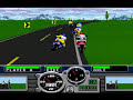 Road Rash On Genesis