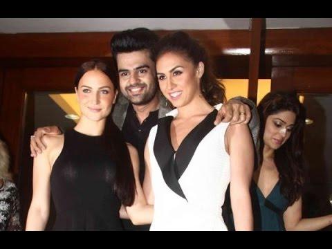 'Jhalak Dikhlajaa' Host Manish Paul's Birthday Bash