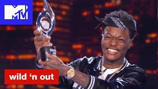 DC Young Fly Accepts Donald Trump's Impeachment Award 'Official Sneak Peek' | Wild 'N Out | MTV - MTV
