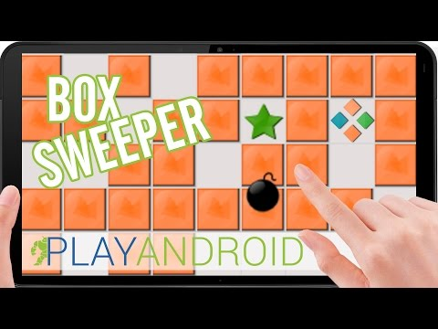 BOX SWEEPER ᴴᴰ ►Beware the hidden items!◄ Box Sweeper Review ⁞Test⁞ ⁞Gameplay⁞