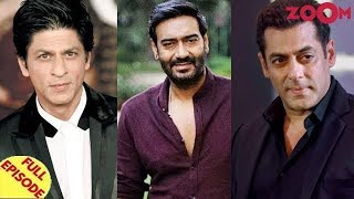 Ajay Devgn to follow SRK's footsteps? | Salman reveals he was supposed to do 'Notebook'? & more - ZOOMDEKHO
