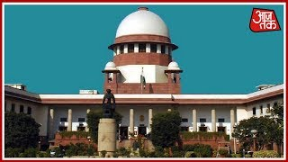 Supreme Court Asks Parliament To Introduce Law To Control Criminals From Contesting Elections - AAJTAKTV