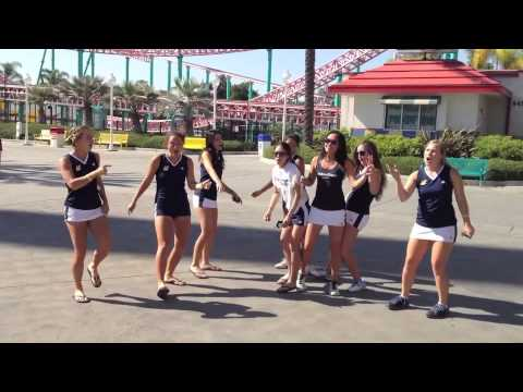 UCSD Women's Tennis music video Let Me Take You Out