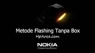 Cara Flash HP Nokia Semua Type