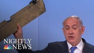 Iranian Foreign Minister Zarif on Israel: 'We will act if necessary' | NBC Nightly News - NBCNEWS