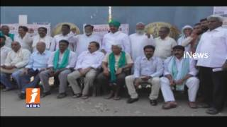 TJAC Chairman Kodandaram Stars Padayatra Over Nizam Sugar Factory  | Nizamabad | iNews - INEWS
