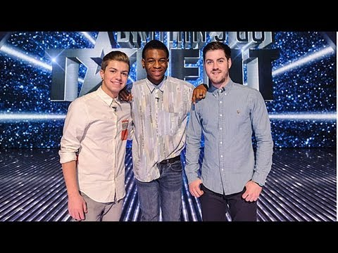 Loveable Rogues Honest- Britain's Got Talent 2012 Final - UK version -Jl7Vl2oLJ5Q