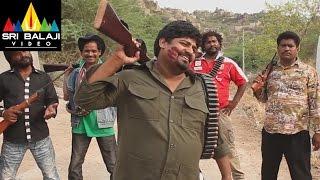 Hyderabad Kay Sholay Movie Jabbar Fight wih Thakur | Sri Balaji Video - SRIBALAJIMOVIES