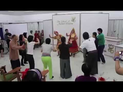 Laughter Yoga Tourism Indian Dances