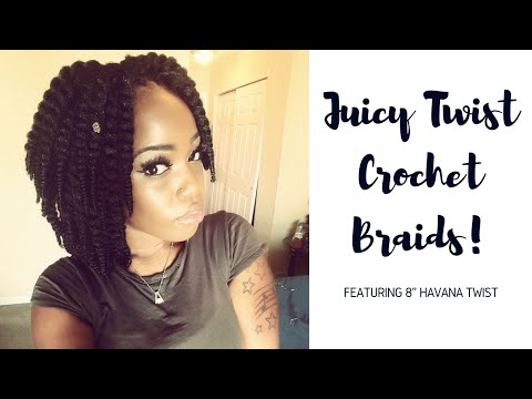 CROCHET BRAIDS ft. 8