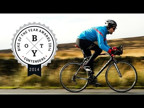 Bike of the Year 2014 Contender - Giant Defy Advanced 2