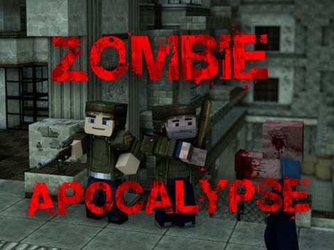 Zombie Apocalypse (Minecraft Adventure Map)