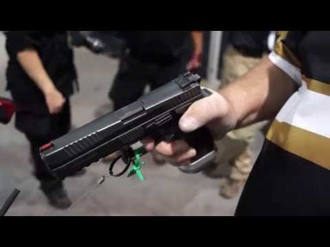 CZ Custom SHOT Show 2015 Booth Tour