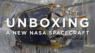 Unboxing a New NASA Spacecraft - NASAEXPLORER