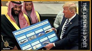 What US and UK media won't tell you about the war in Yemen - ALJAZEERAENGLISH