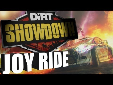 Dirt Showdown - Joy Ride mode demo