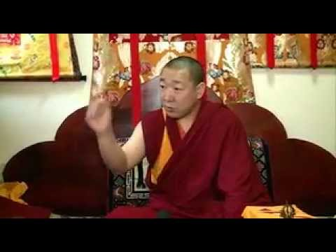 (Tibetan public talk 2012 Feb) Interview with Legthang Tenzin Gyatso