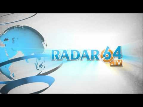 Projeto Visual - RADAR 64 TV