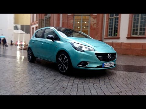 Opel Corsa MY 2015, First Drive Review - Primo Contatto