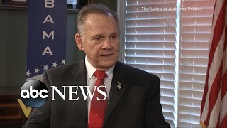 Moore denies allegations in new TV interview - ABCNEWS