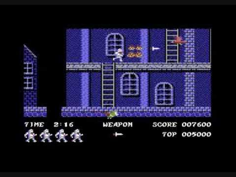 10 Great C64 Tunes