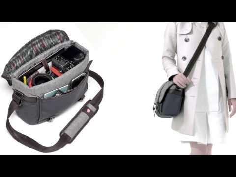 Manfrotto Windsor Messenger S - lightweight comfort