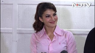 Jacqueline Fernandez on Recreating Madhuri Dixits 'Ek Do Teen' - NDTVINDIA