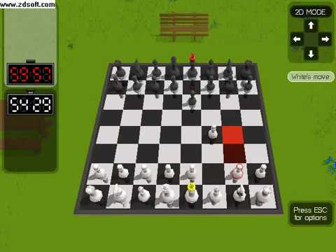Check mate in 2 moves fastest possible 