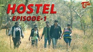 Hostel | Telugu Webseries | #01 | By Vijay Chandu - TELUGUONE