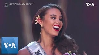 Miss Philippines Crowned Miss Universe - VOAVIDEO