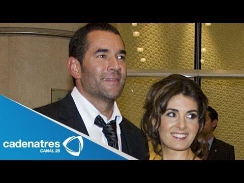 Eduardo Santamarina y Mayrín Villanueva dan sus secretos para un matrimonio feliz