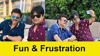 #Venkatesh New Movie Fun & Frustration (F2) Funny Stills From The Sets - RAJSHRITELUGU