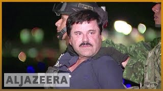 🇲🇽 How Mexico processed 'El Chapo's' conviction | Al Jazeera English - ALJAZEERAENGLISH