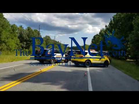 Lexington Park collision claims one life 09/08/2017 ©TheBayNet com