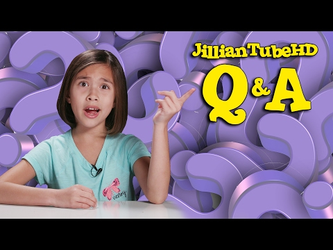 JillianTubeHD Q&A!!! Your Questions ANSWERED!