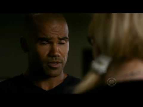 Morgan/Garcia - Criminal Minds 5x04 - I love you, but...