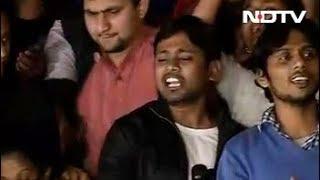 जेएनयू चार्जशीट को दिल्ली सरकार की मंजूरी नहीं - NDTVINDIA