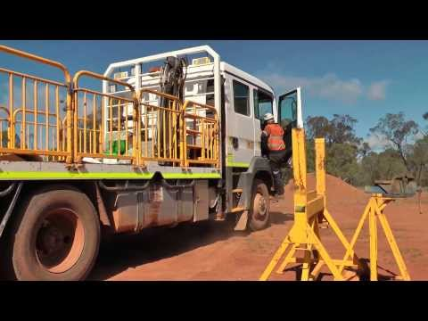 DDH1 Drilling & MAN Trucks Australia