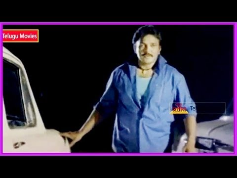 Prabhu Trying to Catch Goon - In Rowdy Mogudu Telugu Movie