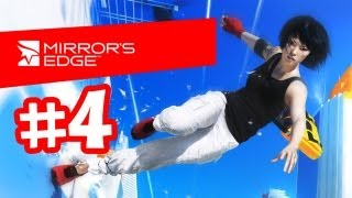 Mirror 39 s edge gameplay walkthrough part 4 chapter 3 for Mirror gameplay walkthrough
