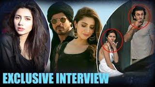 Mahira Khan On Romancing SRK | Leaked Pictures With Ranbir Kapoor - HUNGAMA
